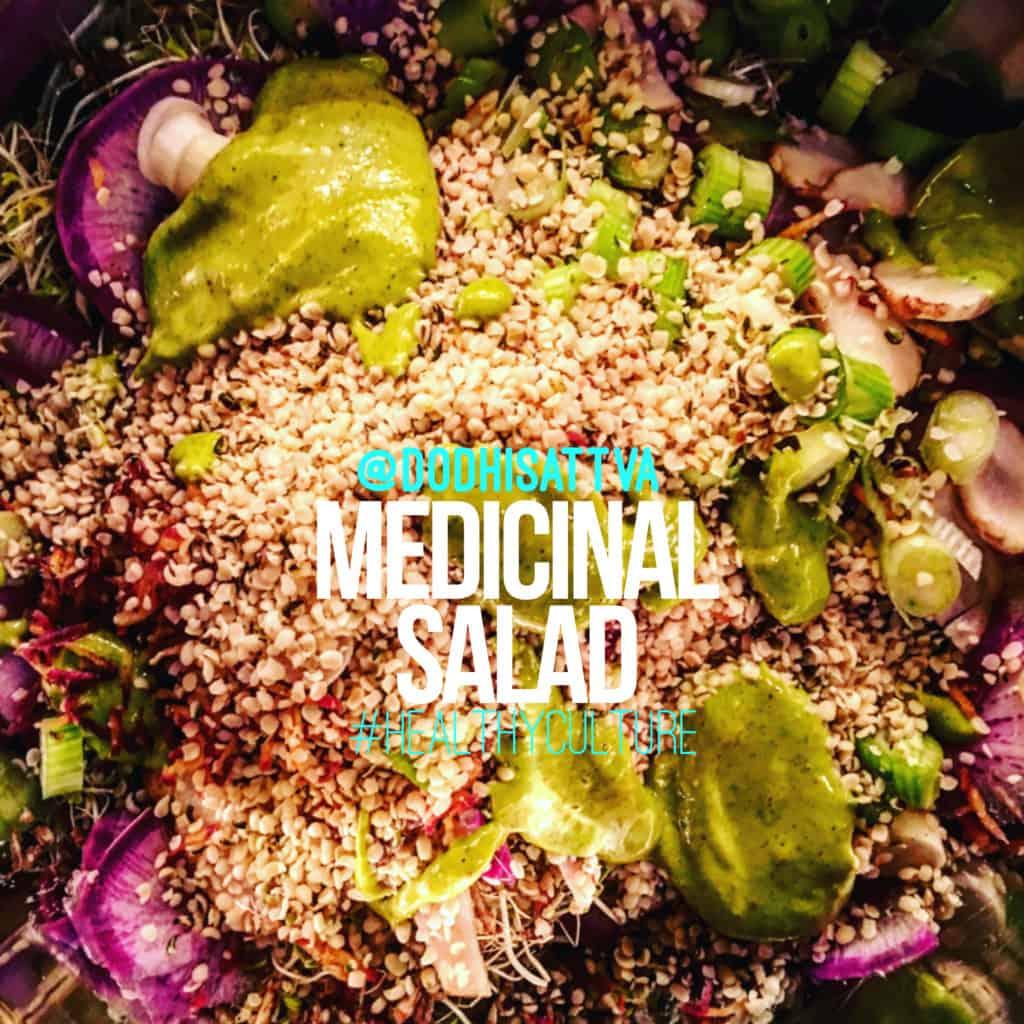 Medicinal Salad