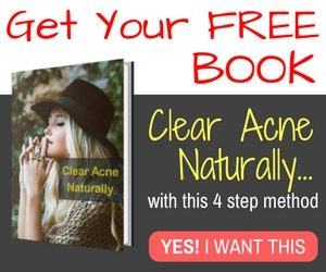 Clear Acne Naturally - FREE BOOK