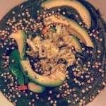 Raw Vegan Wild Nettle Soup